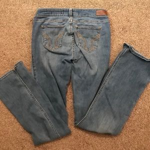 Hollister Jeans low rise boot cut